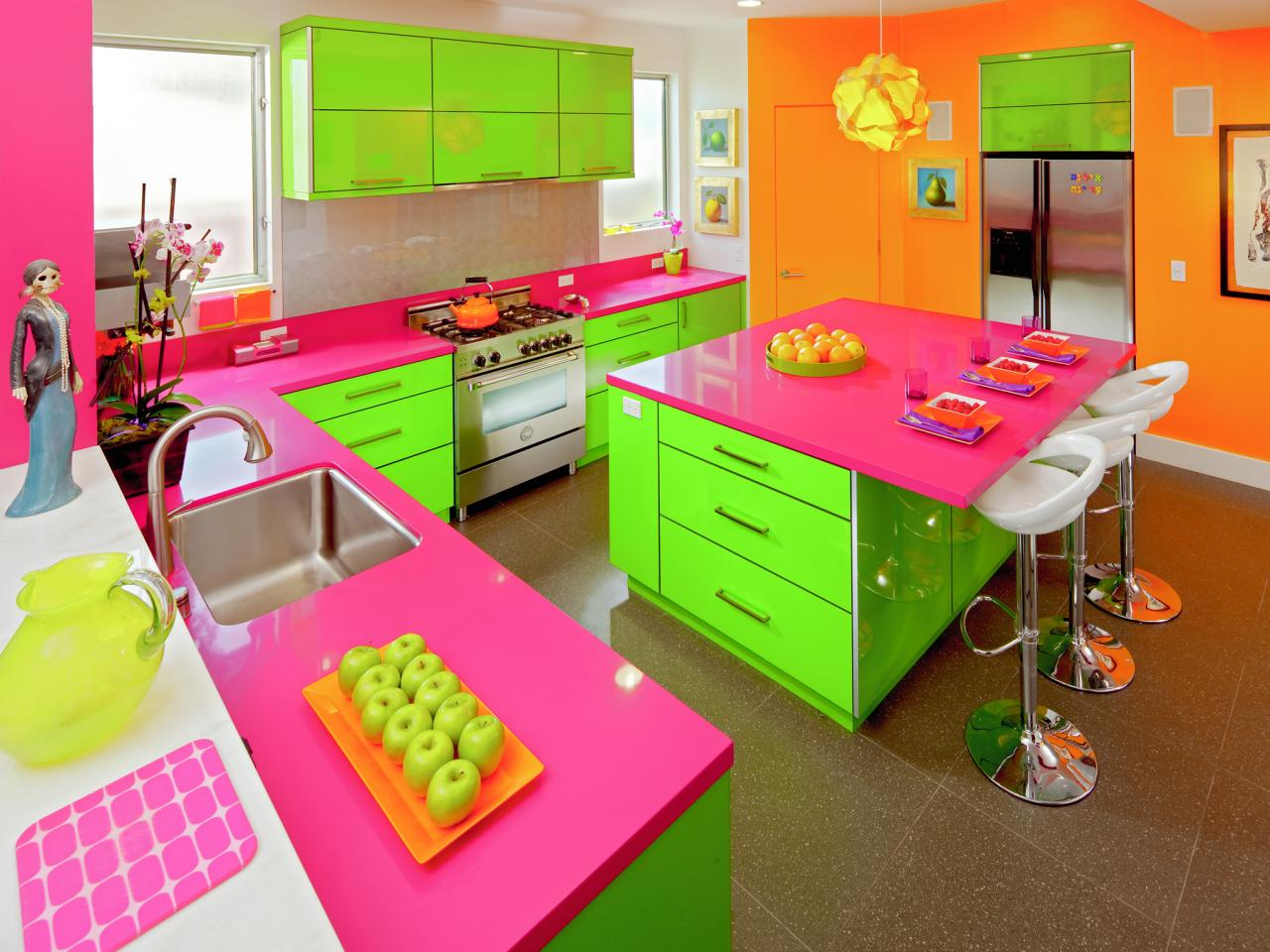 Colorful Kitchen Decorating Ideas For Your Sweet Home - Smart Growth on colorful kitchen cabinets, colorful kitchen decorating ideas, colorful ideas for desk, colorful ideas for outdoor dining, colorful ideas for backyard, colorful french country kitchen, colorful white kitchens, colorful kitchen backsplash,
